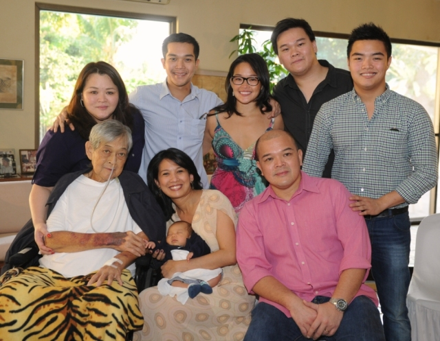 A Family in the Lord, will reunite again in heaven
